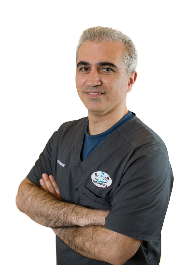 Dr. Ali Fatemi Large Photo - Alliane Dental Specialists Oakville